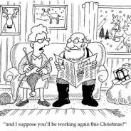 Lavorare all'estero durante il Natale: come fare